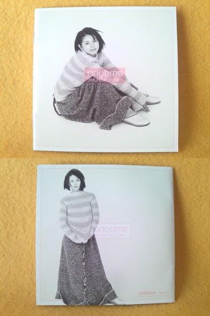 Photos: 小泉今日子 ANYTIME CD  永遠の友達