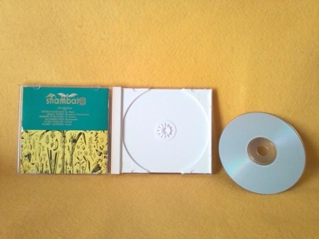 シャンバラ SHAMBARA CD アルバム  櫻井哲夫