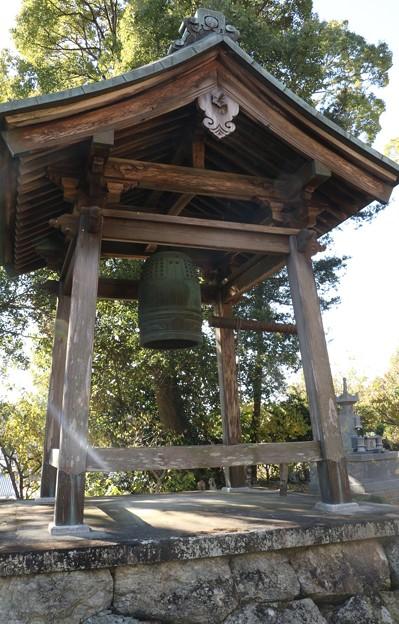 清龍寺、「鐘つき堂、鐘楼(しょうろう、しゅろう)「本田技研工業の創業者、本田宗一郎」 エピソードより