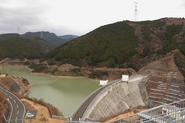 太田川ダムかわせみ湖