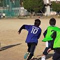 Photos: クラスマッチ サッカー