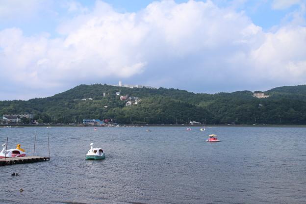 山中湖 D4983