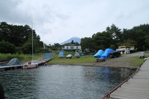 河口湖畔 D5049