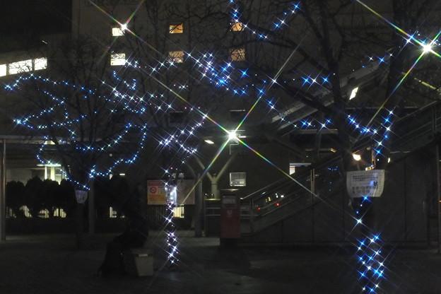 イルミ_守谷駅 F1061