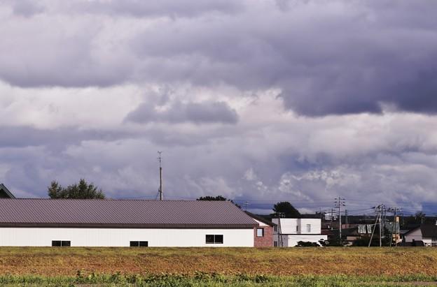 雨雲分離  2