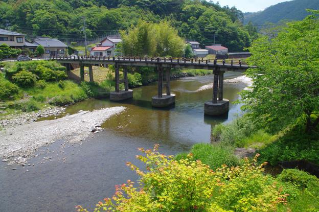 Photos: 村の橋