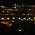 写真: 夜の麗江古城
