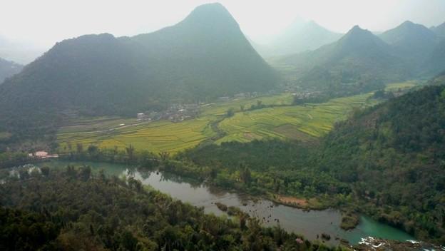 九龍瀑布風景区
