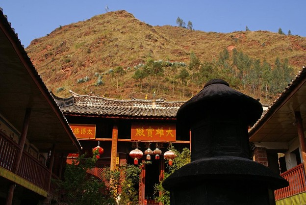 黒井飛来寺