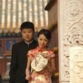 Photos: 結婚記念写真を撮る