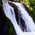 写真: アランガチの滝