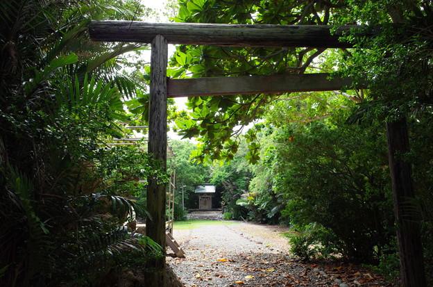 月ヶ岡神社