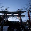 写真: 走水神社