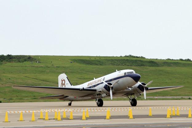 ブライトリング DC-3