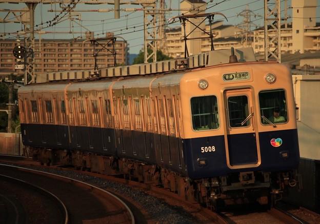 阪神5000系5008F(5001形)