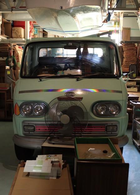 トヨタ自動車工業 ダイナ1900