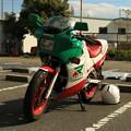 写真: ホンダ NS125R