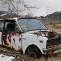写真: 三菱自動車 ミニカ'70 スーパーデラックス
