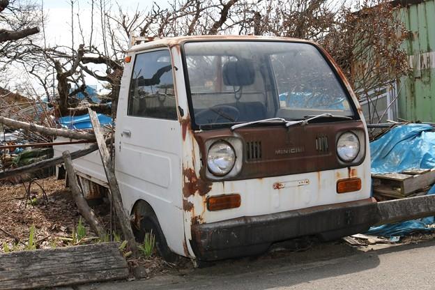 三菱自動車工業 ミニキャブ5