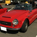写真: 日産自動車 ダットサンフェアレディ2000