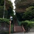Photos: 宇都宮市上下水道局戸祭配水場への階段
