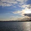 写真: 瀬戸の朝日
