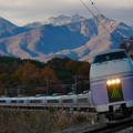 Photos: スーパーあずさ 八ヶ岳
