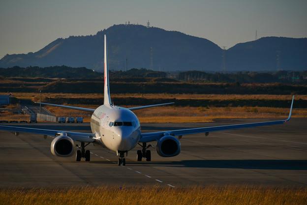 静岡空港 中国東方航空