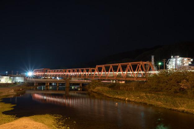 鉄の町の橋