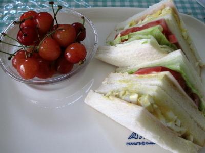 サンドイッチプレート 1