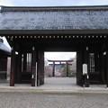 Photos: 吉野神宮(奈良県吉野町吉野山)神門