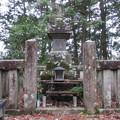 Photos: 村上義光墓・村上義光忠烈碑(吉野町吉野山)