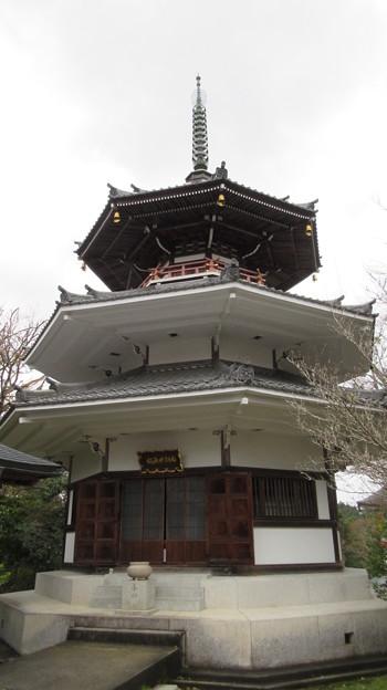 吉野朝宮跡/妙法殿(吉野町吉野山)