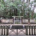 如意輪寺(吉野町吉野山)後醍醐天皇陵(塔尾陵(とうのおのみささぎ)