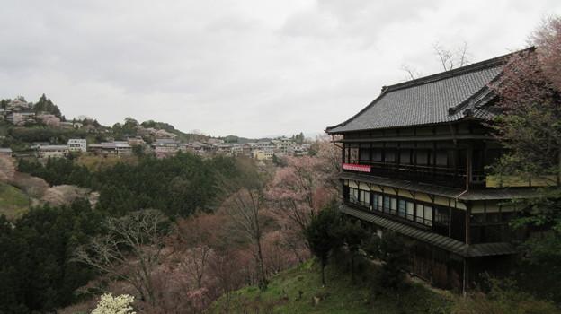 如意輪寺(吉野町吉野山)中千本