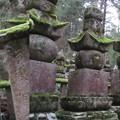 Photos: 高野山金剛峯寺 奥の院(高野町)信州松本水野家墓所