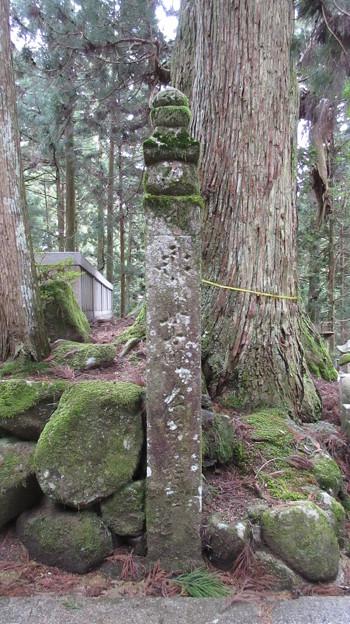 高野山金剛峯寺 奥の院(高野町)町石