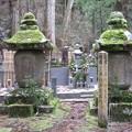 高野山金剛峯寺 奥の院(高野町)相模三浦向井家墓所