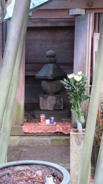 高野山金剛峯寺 奥の院(高野町)見真大師墓