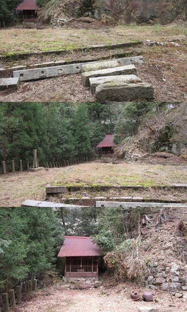 鈴鹿峠(三重県亀山市~滋賀県甲賀市)片山神社
