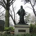 写真: 文京区春日(東京都)春日局像