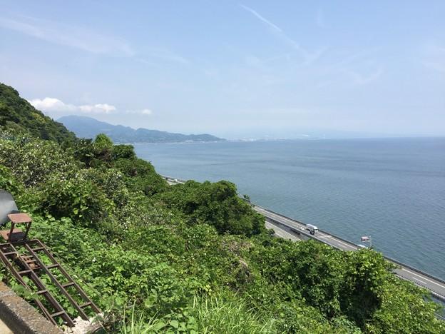 薩埵(さった)峠(清水区)