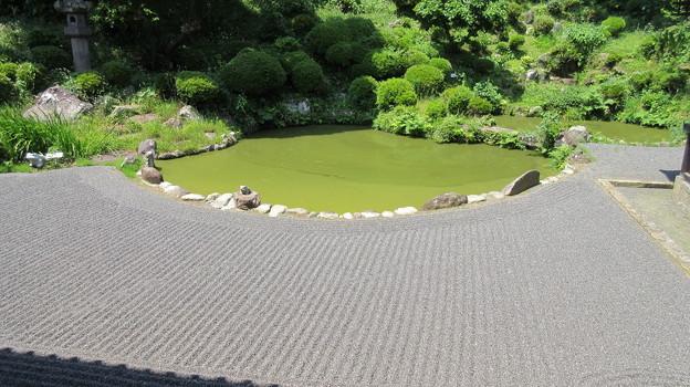 清見寺(清水区)庭園
