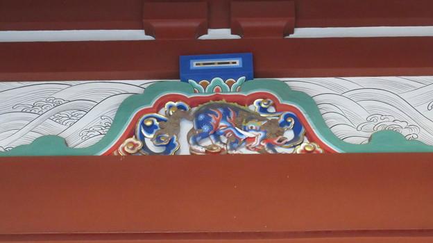 久能山東照宮/久能山城(駿河区)楼門