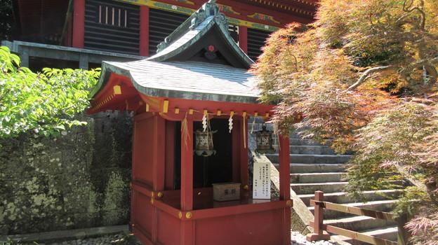 Photos: 久能山東照宮/久能山城(駿河区)竈神社