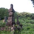 増善寺(葵区)柘植家墓