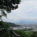 写真: 持船城(駿河区)北