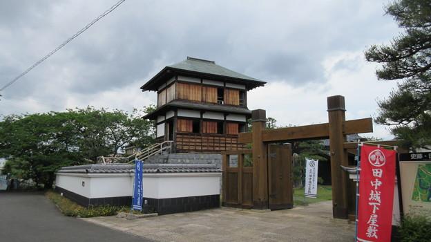 田中城下屋敷(藤枝市)