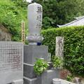 Photos: 長慶寺(藤枝市)歴代住職無縫塔