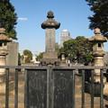 谷中霊園(台東区)伊達宗城墓